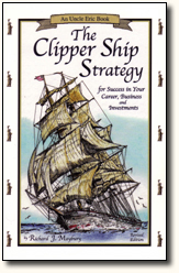 Book Cover Uncle Eric Talks About The Clipper Ship Strategy